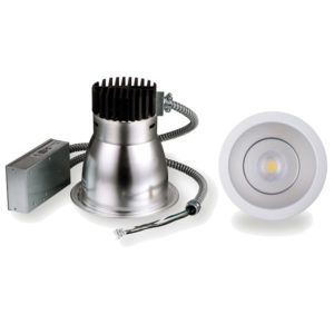 6 LED downlight