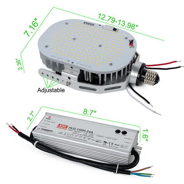 150 watt led retrofit