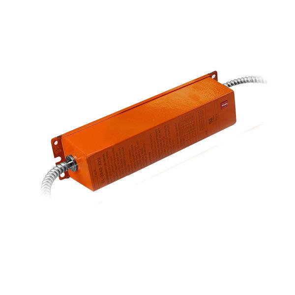led emergency battery backup