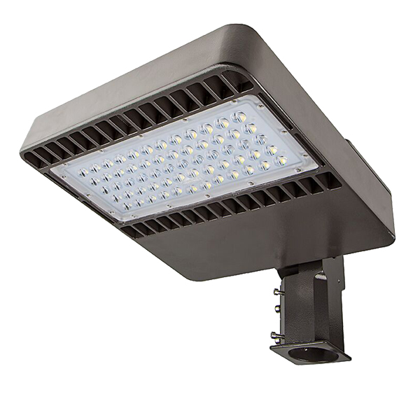 150W LED FLOODLIGHT DIRECT ARM 400W EQUAL PARKING,POLE LIGHT SHOEBOX DAYLIGHT