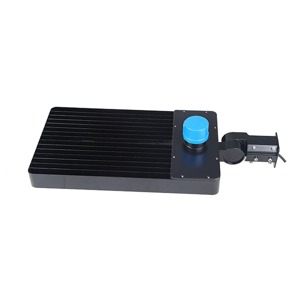 led pole l ight with photocell