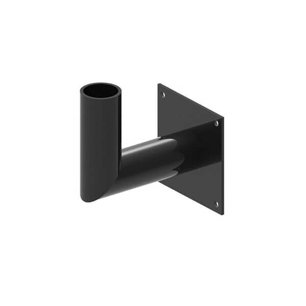 90 degree wall mount bracket